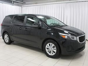 2018 Kia Sedona LX+. w/ POWER SLIDING DOORS, ELECTRIC GARAGE DOO
