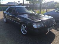 Mercedes 300 ce classic w124 coupe Qiuck sale