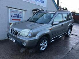 NISSAN X-TRAIL 2.0 SPORT ONE OWNER £1695!!