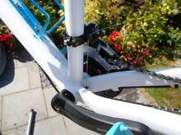 Cube Access WLS Pro - mountain bike - size 17 - like new