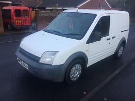 2007 ford transit connect T200. 1.8tdci . Full 12 months MOT. Sliding door. Roof rack