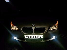 Bmw 525d,177bhp,manual,£2950no offers