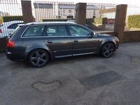 Audi a4 sline 2.0l tdi estate