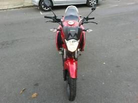 Honda glr 125 like cbf cbr excellent condition only 1499 no offers.