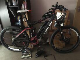 Haibike sduro e bike tuning 27.5 not cube specialized carrera Scott giant