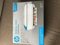HP Deskjet 3634 wireless printer