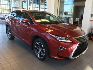 2016 Lexus RX 350 Luxury Package: 1 Owner Local Trade