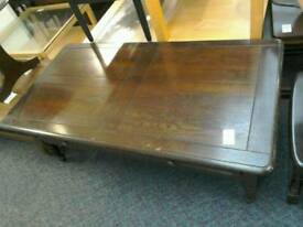 Large Coffee table with drawers #31190 £45