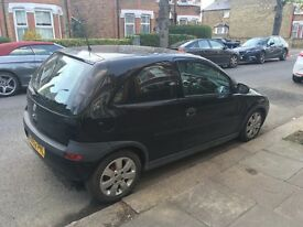 Vauxhall Corsa Non- Runner for Spares or Repairs