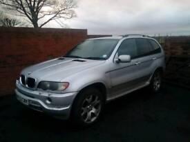 2003 BMW x5 3.0D Diesel semi auto FSH