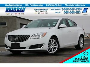 2015 Buick Regal Base*FINANCING AS LOW AS 0.9%* HAIL DAMAGE