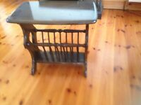 Old Charm Bureau, bookcase, nest of tables, coffee table, magazine rack