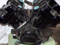 vfr 750 engine