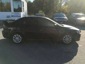 2012 Mitsubishi Lancer SE...Moonroof, Leather buckets, Alloys, S Kingston Kingston Area image 9
