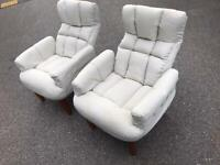 Excellent condition armchairs possible delivery