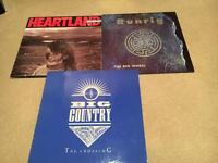 Runrig/Big Country vinyl