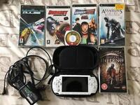 PlayStation Portable and Games