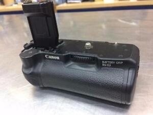 Battery pack grip pour CANON BG-E3 ***Bonne Condition*** #F014276