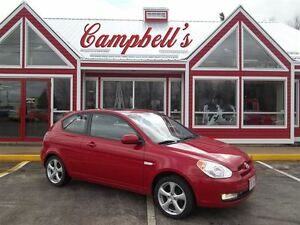 2011 Hyundai Accent SPORTY 2DR HATCHBACK!! SUNROOF!! 5SPD GAS SA
