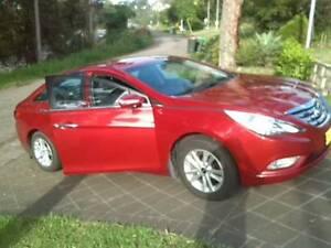 2011 Hyundai i45 Sedan Charlestown Lake Macquarie Area Preview