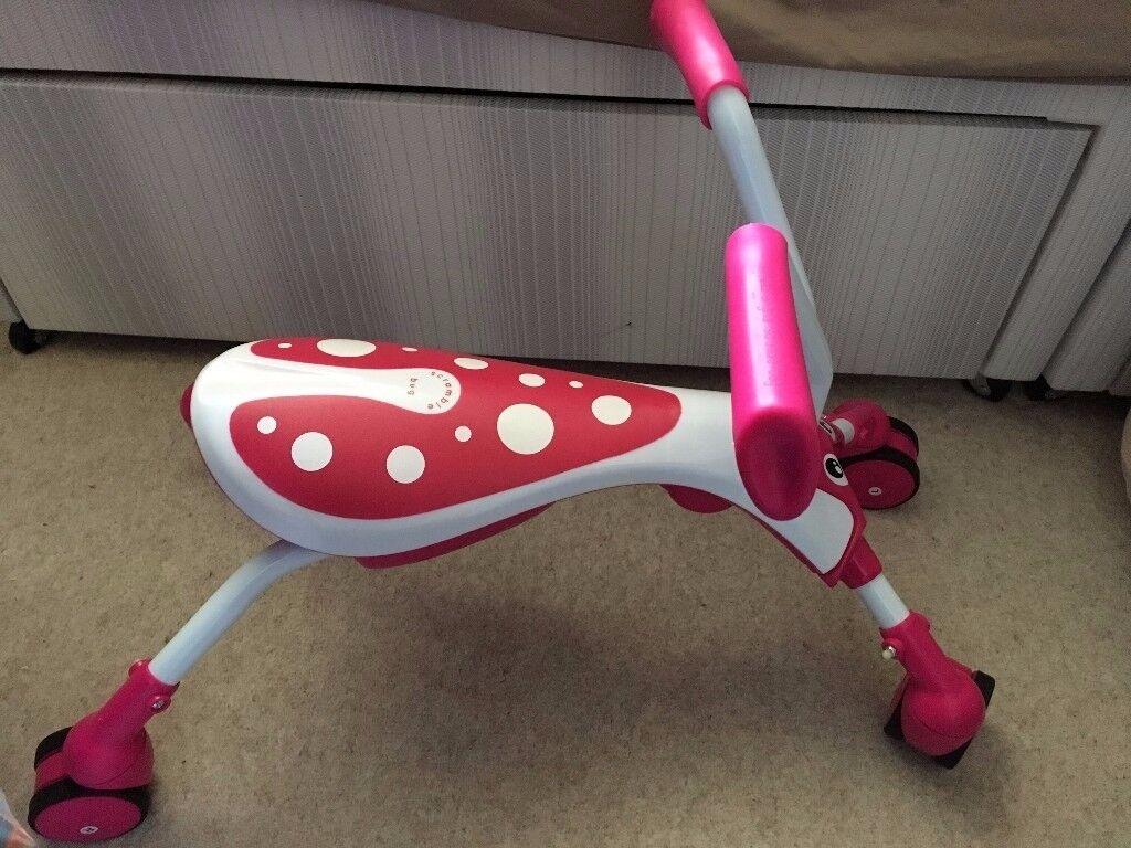 Child's Scramble Bug/Bike, great condition