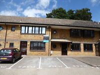 HAMPSHIRE, BORDON - Office TO LET - First Floor - 1384 sq ft - Car Parking