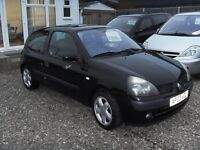 renault clio 1.4 sport (FULL MOT) (LOW MILEAGE)