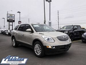 2012 Buick Enclave CXL One owner, accident free