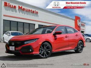 2018 Honda Civic Sport Touring  Special offer price w 0.99%!
