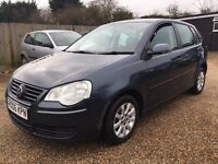 VW POLO 1.2SE 5Dr 2006 IDEAL FIRST CAR * CHEAP INSURANCE * HPI CLEAR
