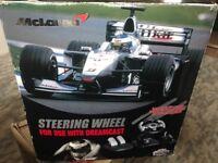 McLaren Steering Wheel use with Dreamcast