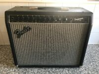 Piece drop! - Fender Performer 650 Guitar Hybrid Amp, 1996