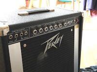 Peavey artist 240 guitar amplifier / valve amp