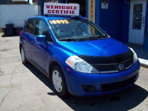2009 Nissan Versa 1,8