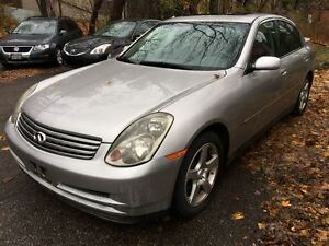 2004 Infiniti G35 Luxury | YOU CERTIFY, YOU SAVE Kitchener / Waterloo Kitchener Area image 6