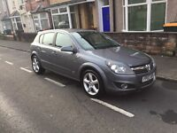 Vauxhall Astra 2007 Sri 5 door with long MOT ,drives well ,px options available