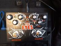Belcat overdrive/distortion effects pedal.