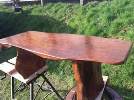 Handmade Wooden Cofee Table