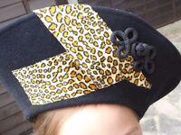 Vintage style ladies hat
