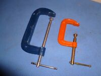 G Clamps (3)
