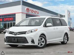 2018 Toyota Sienna LE - 8 PASSENGER - TOYOTA CERTIFIED PRE OWNED