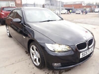 2007 BMW 3 SERIES 320D SE COUPE DIESEL AUTOMATIC PERFECT RUNNER