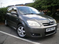 TOYOTA Corolla 1.6 VVT-i Colour COllection * SERVICE HISTORYY *12 MONTHS MOT * 6 Months WARRANTY