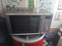 Microwave oven perfect working order bargain