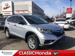 2015 Honda CR-V LX | AWD | ALLOYS | REAR CAM | HEATED SEATS |