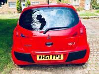 Mitsubishi colt 10 month mot very reliable car £550
