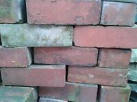 Used large engineering bricks