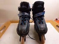 Fantastic roller blades inline skates - adjustable to fit sizes Junior 12-adult 2