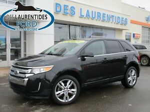 2013 Ford Edge Limited Toit/GPS/CUIR
