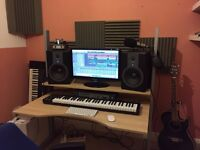 Ableton Live 9 and Music Production: One-to-One lessons. 3 Hr lesson £75. Get that track finished!